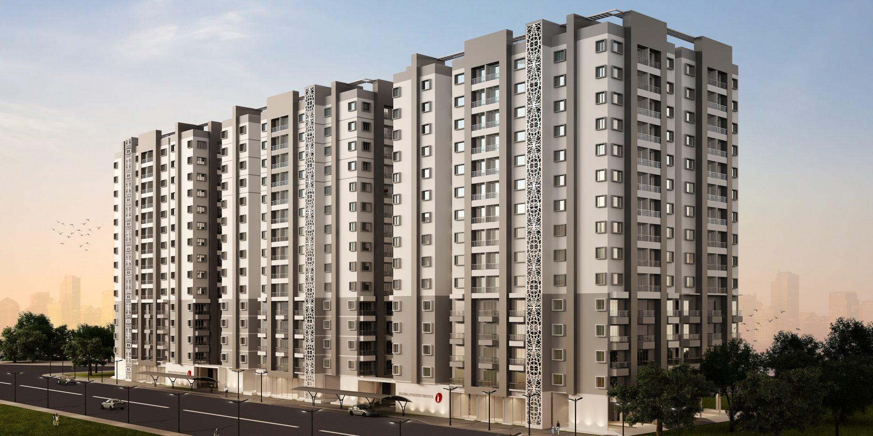 IAS Residential Towers